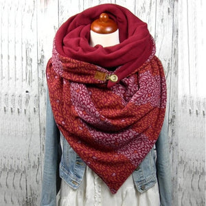 Fashion Women's Soft Wrap Casual Scarf