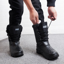 Load image into Gallery viewer, New men snow boots waterproof men's Calf boots Shoes Size39-45
