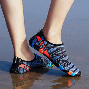 Unisex Sneakers Swimming Shoes Water Sports Aqua Seaside Beach Surfing Slippers