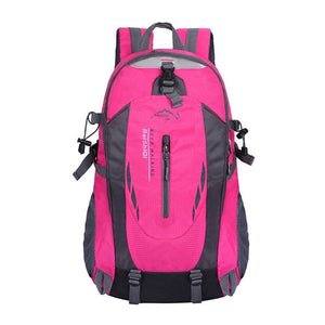 40L Outdoor Bags Sports Travel Mountaineering Backpack