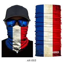 Load image into Gallery viewer, National flag Seamless Magic Face Mask