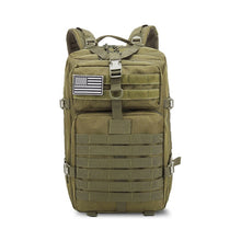 Load image into Gallery viewer, 50L Large Capacity Men Army Military Tactical Backpack 3P Softback