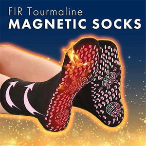 Tourmaline Health Care Deodorize Self Heating Soft Sports Magnetic Therapy