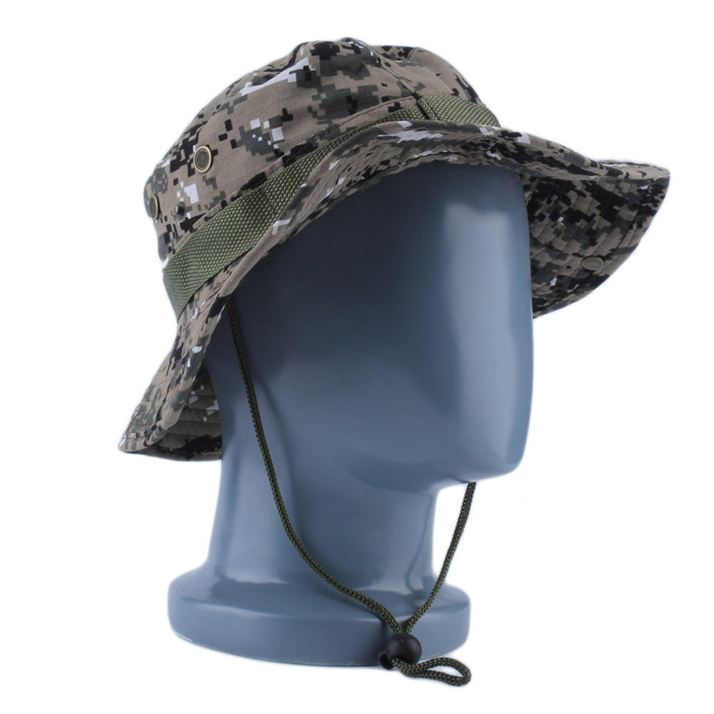Unisex Bucket Hat Women Men Gorra Boonie Hat
