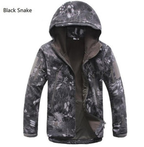 Outdoor Pro Man Military Tactical Hiking Jacket