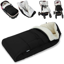 Load image into Gallery viewer, Toddler Cotton Blends Stroller Sleep Bag Footmuff Winter Warm 0-3T