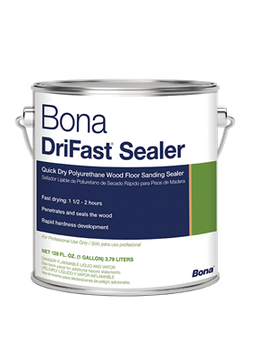 BONA DRIFAST QUICK DRY SEALER GALLON 4/CS SB750018172