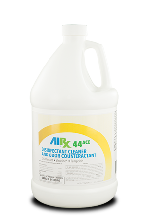 AIRX 44 ACE SUPER DISINFECTANT/CLEANER GALLON 4/CS