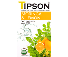 Load image into Gallery viewer, Organic Moringa & Lemon