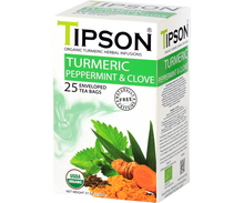 Load image into Gallery viewer, Organic Turmeric Peppermint & Clove