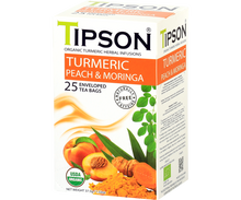 Load image into Gallery viewer, Organic Turmeric Peach & Moringa