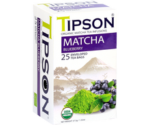 Load image into Gallery viewer, Organic Matcha Blueberry