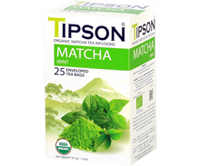 Load image into Gallery viewer, Organic Matcha & Mint