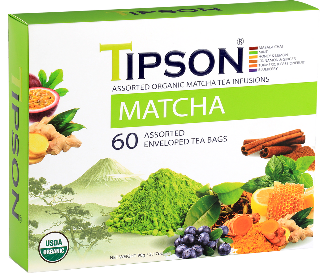 Organic Matcha Assorted