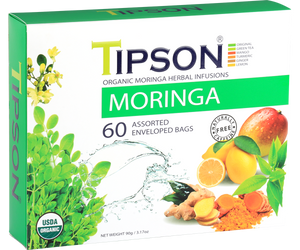 Organic Moringa Assorted
