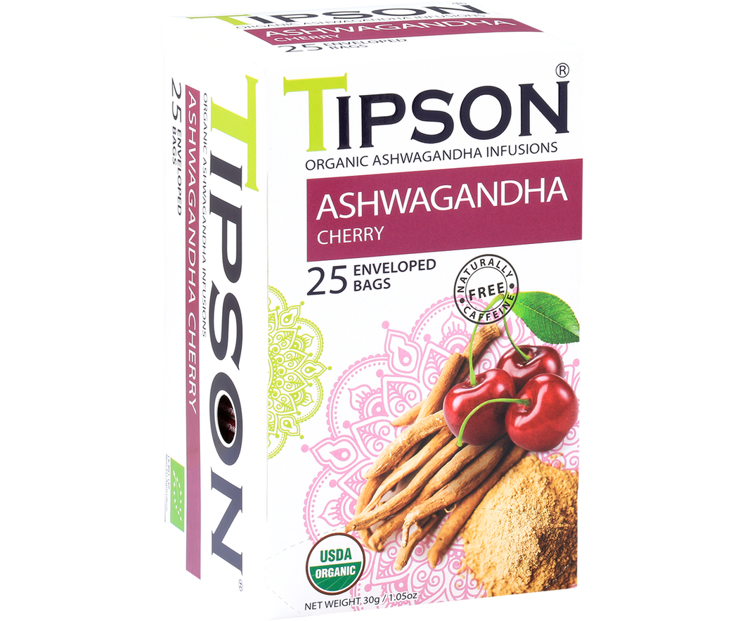 Organic Ashwagandha With Cherry