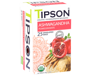 Organic Ashwagandha With Pomegranate