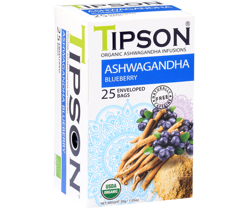 Organic Ashwagandha With Blueberry