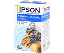 Load image into Gallery viewer, Organic Ashwagandha With Blueberry