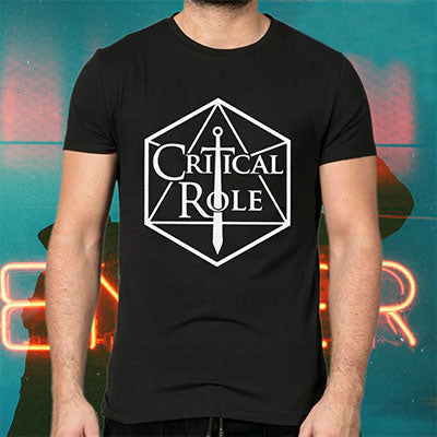 Critical Role Merch