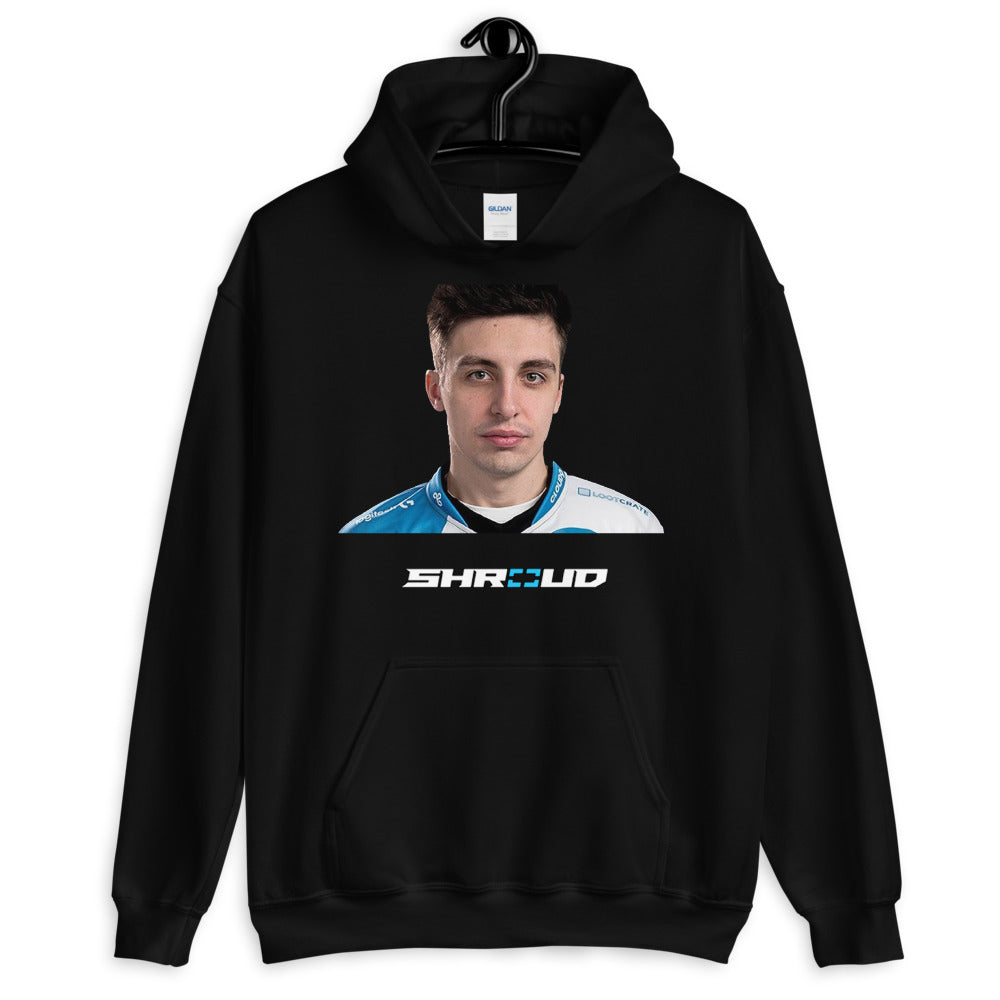 New Shroud King of PUBG Hoodie