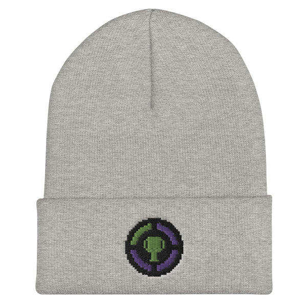 Game Theory Cuffed Beanie