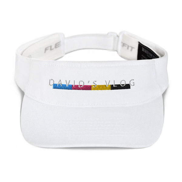 David Dobrik Vlogs Visor - MillionMerch