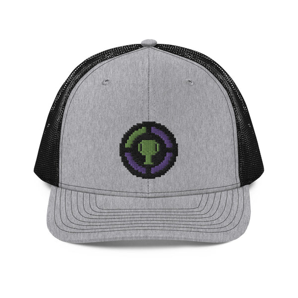 Game Theory Trucker Cap