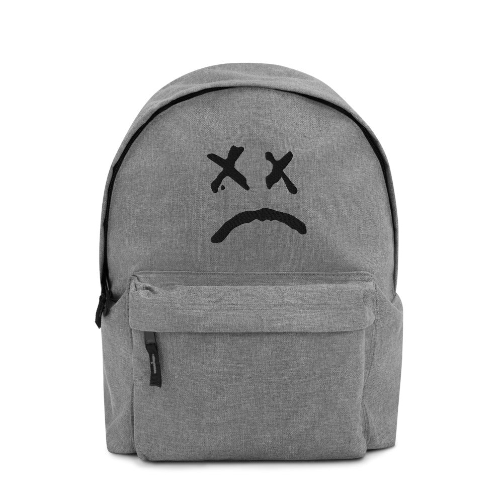 Lil Peep Embroidered Backpack - MillionMerch