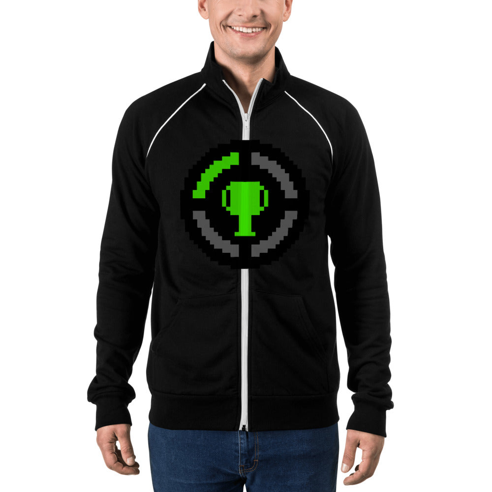 Game Theory Piped Fleece Jacket