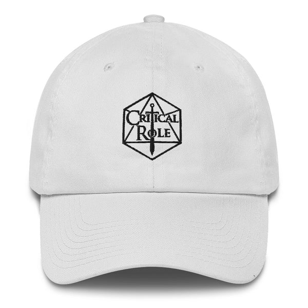 Cotton Critical Role Merch Cap
