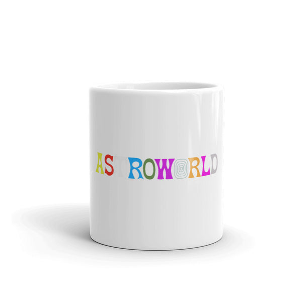 Travis Scott AstroWorld Beautiful Mug - MillionMerch