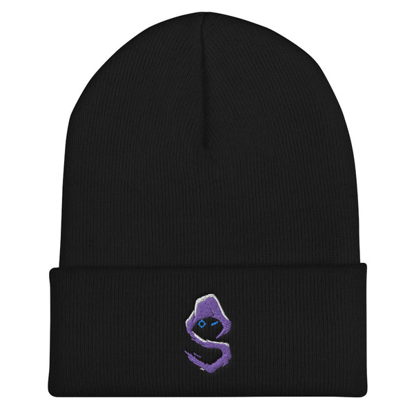 Shroud Merch Cuffed Beanie