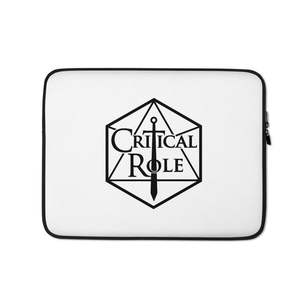 Critical Role Merch Laptop Sleeve - MillionMerch