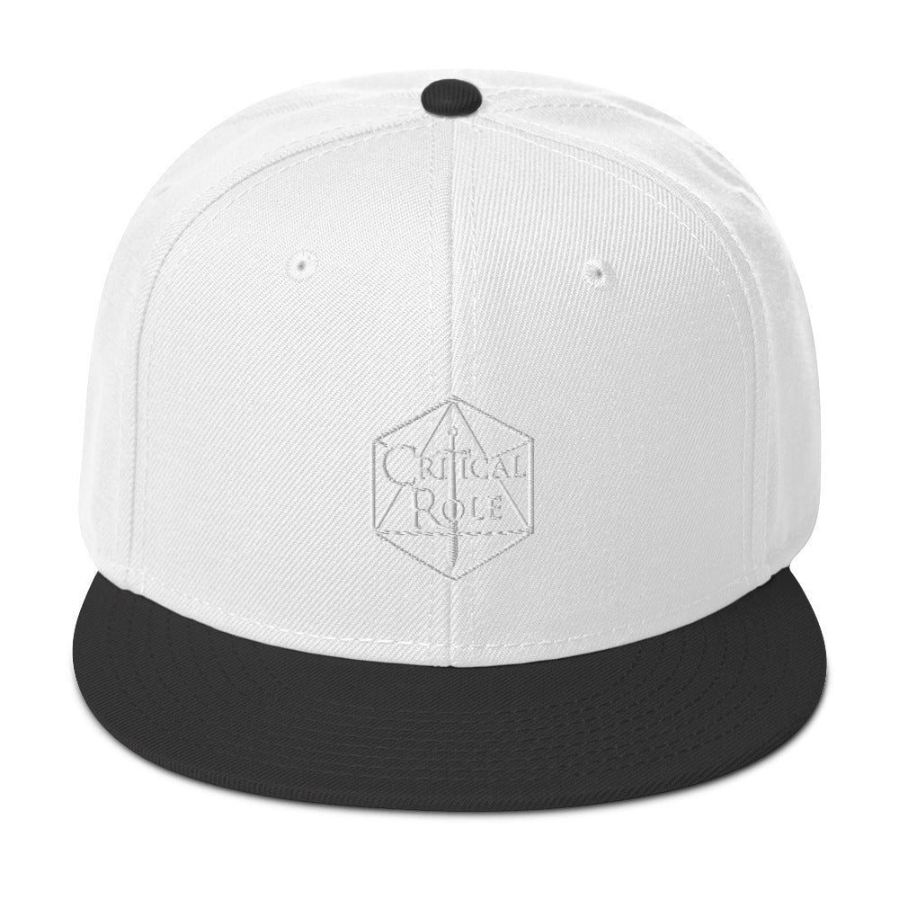 Critical Role Merch Snapback Hats - MillionMerch