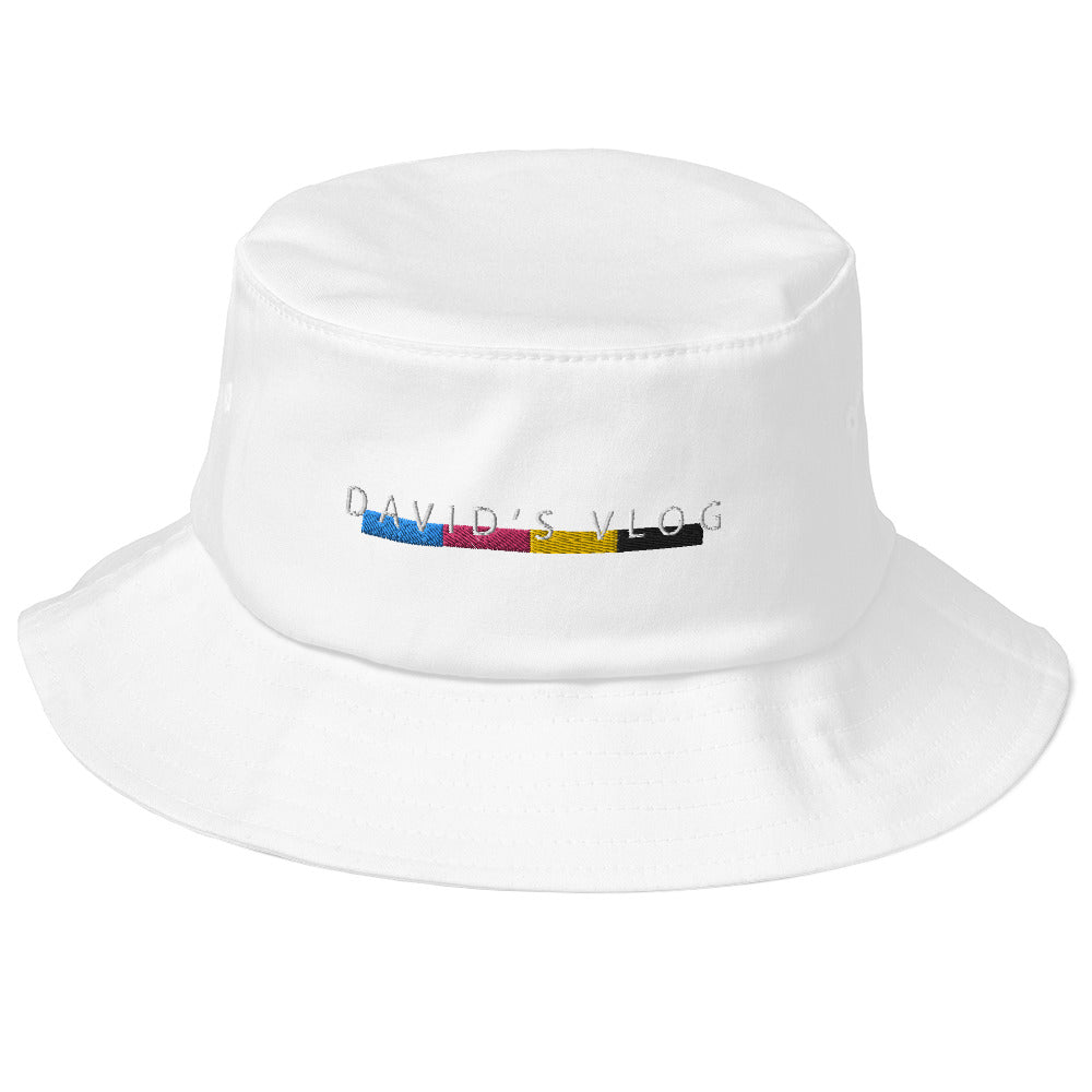 David Dobrik Vlogs Old School Bucket Hat - MillionMerch