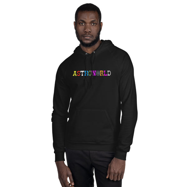 ASTROWORLD Travis Scott For male and Female Fleece Hoodie - MillionMerch