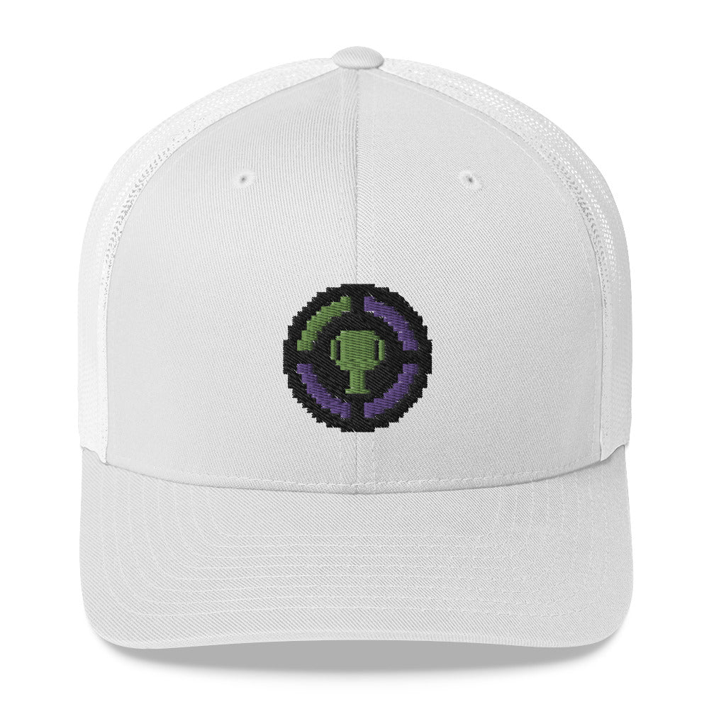 Game Theory Trucker Cap for men women