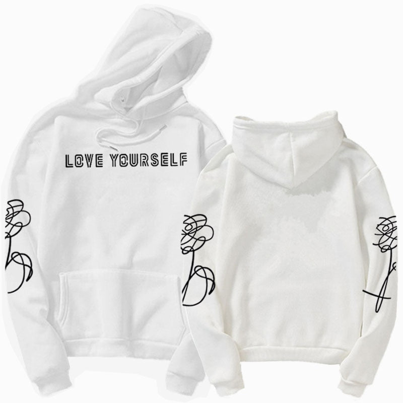 Love Yourself BTS Bangtan Boys Hoodie