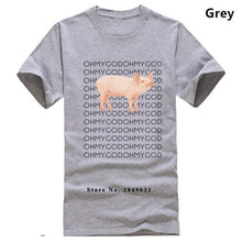 Load image into Gallery viewer, Shane Dawson Oh My God Pig T-Shirt