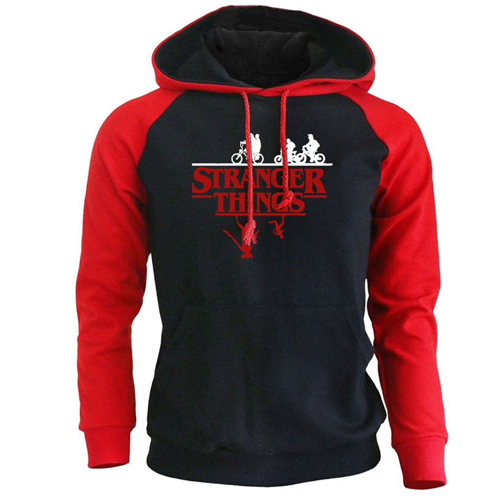 Stranger Things Street wear Fleece Hoodie