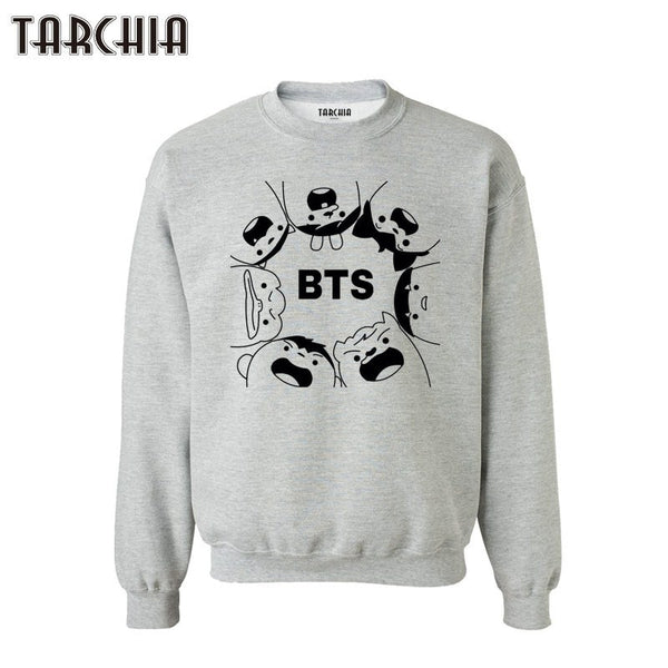 Breaking Men Casual Parental BTS Sweatshirt
