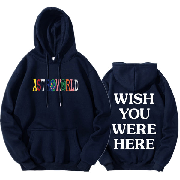 Travis Scott Astroworld Pullover hoodies & Sweatshirt