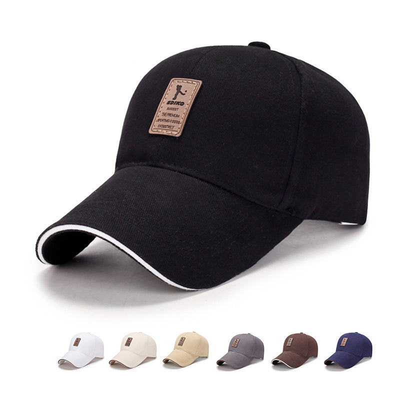 Classic Simple Cotton Golf Basketball Cap - MillionMerch