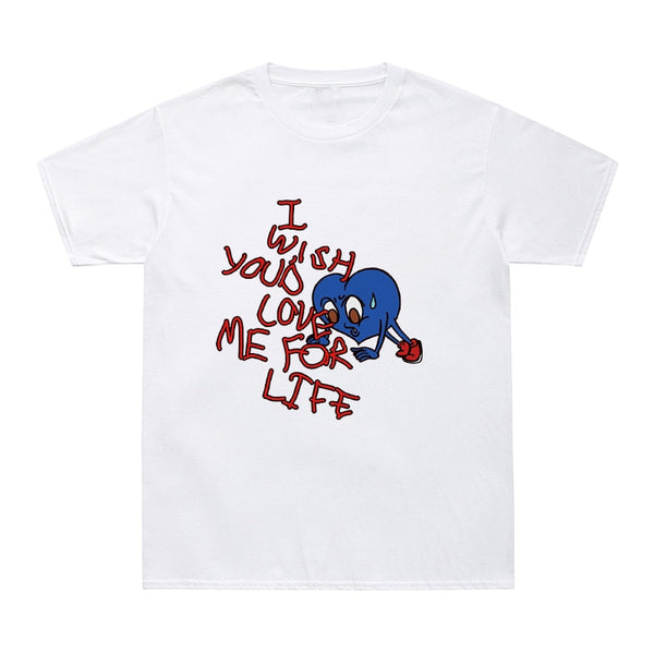 I Wish You Love Me For Life Brockhampton Ginger T-Shirt
