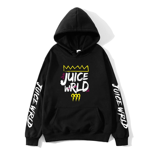 Best JUICE Wrld rainbow glitch sweatshirt  hoodie