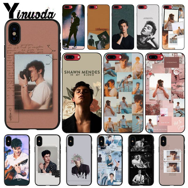 Rip Shawn Mendes DIY Phone Case For Iphone