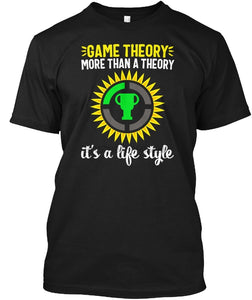 Game Theory Women tshirt