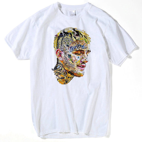 2020 Lil peep Summer Graphic T Shirt Man - MillionMerch