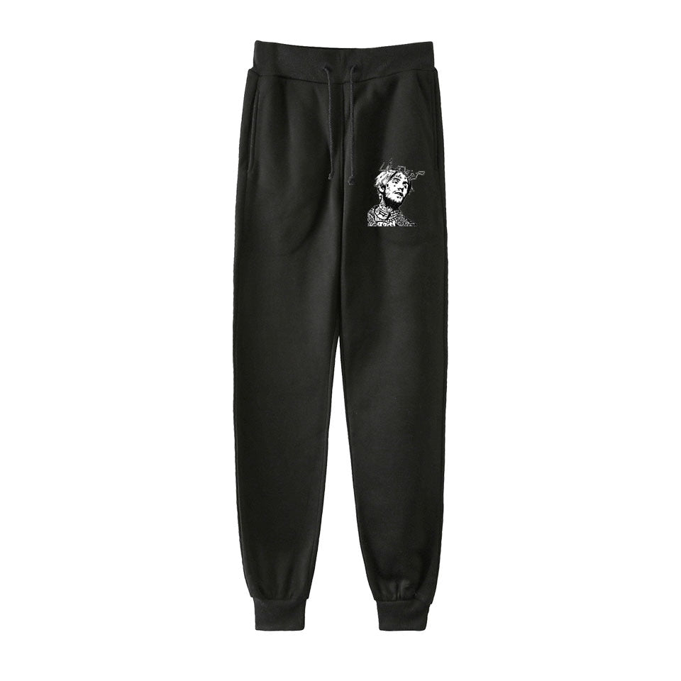 Newest Lil Peep High Quality Printed Pants